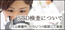 STD検査について